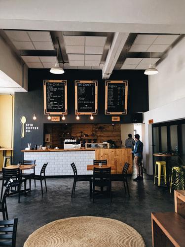 Các thiết kế quán cà phê vừa đẹp vừa chất