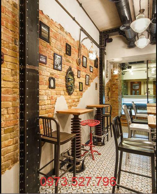 Cafe phong cách Chiết Trung