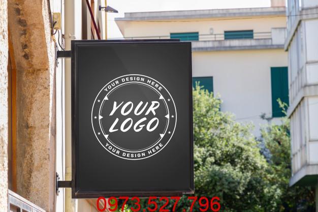 Công ty thiết kế quảng cáo bảng hiệu hộp đèn
