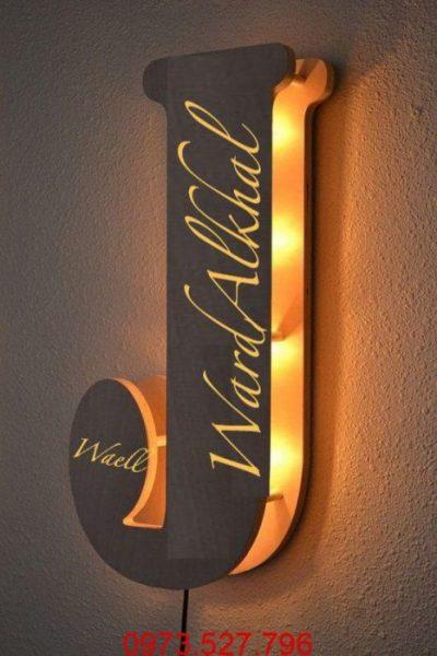 giá làm bảng hiệu hộp đèn quảng cáo LED