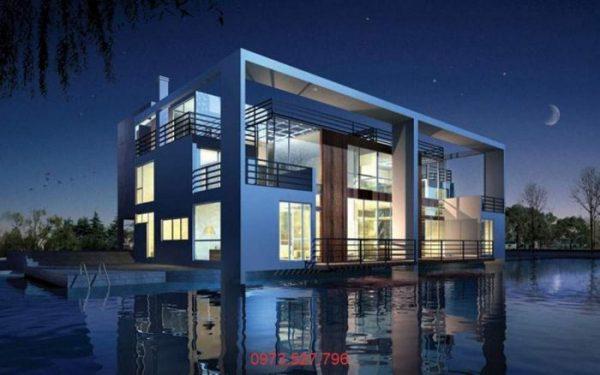 Kỹ Năng thiết kế phòng ngủ biệt thự hiện đại đẹp