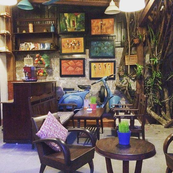 Thiết kế quán cafe đẹp dành cho người khởi nghiệp