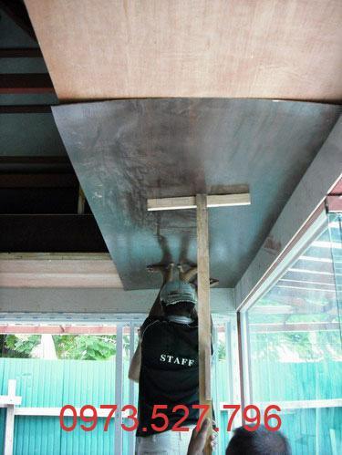 Sửa chữa cải tạo quán cafe